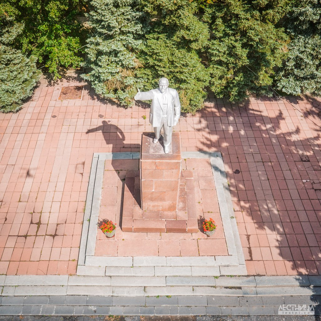 Гусь-Хрустальный с высоты птичьего полета 5