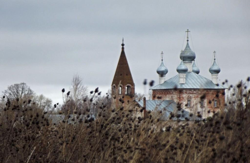 Малышево. Церковь Казанской иконы Божией Матери.