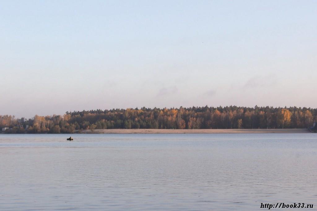 Гусевское озеро (пруд, водохранилище)
