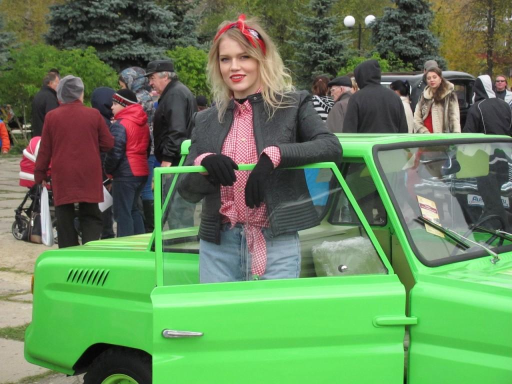 Автопробег в Гусь-Хрустальном 05