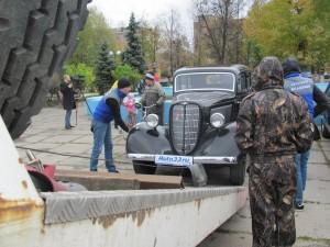 Автопробег в Гусь-Хрустальном 09