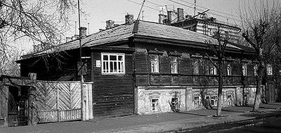 Дом на улице Советской