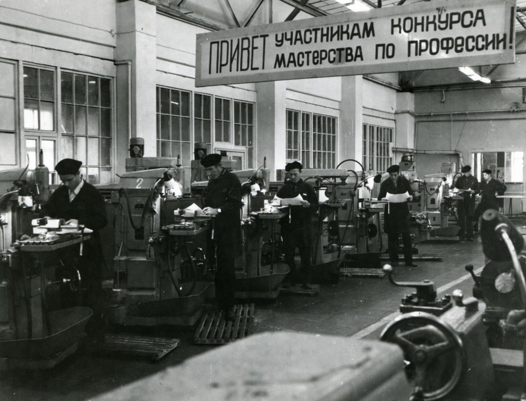 На муромском приборостроительном заводе