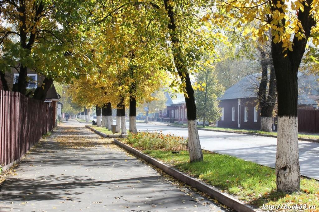 Улицы Гусь-Хрустального