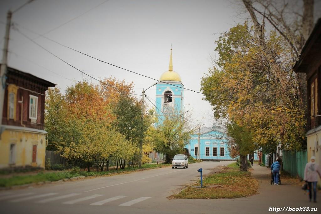 Муром, Успенская церковь