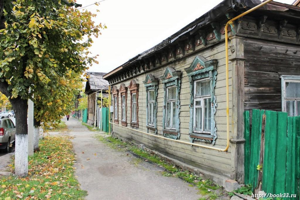 Муром, улица Коммунистическая