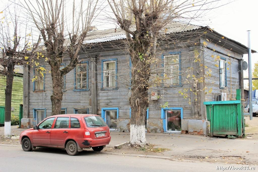 Муром, улица Советская 29 АПТЕКА ГОРОДСКАЯ, 1895 Г.