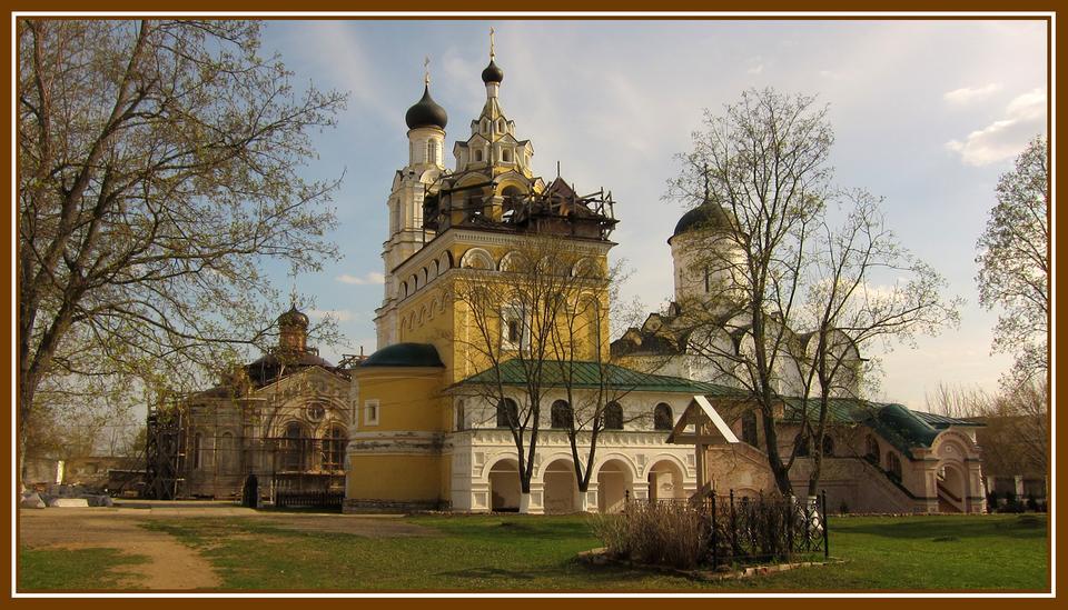Благовещенский монастырь. Киржач. Фотограф - Ceрдюк Тамара