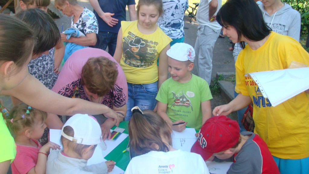 День защиты детей на Вербовском 03