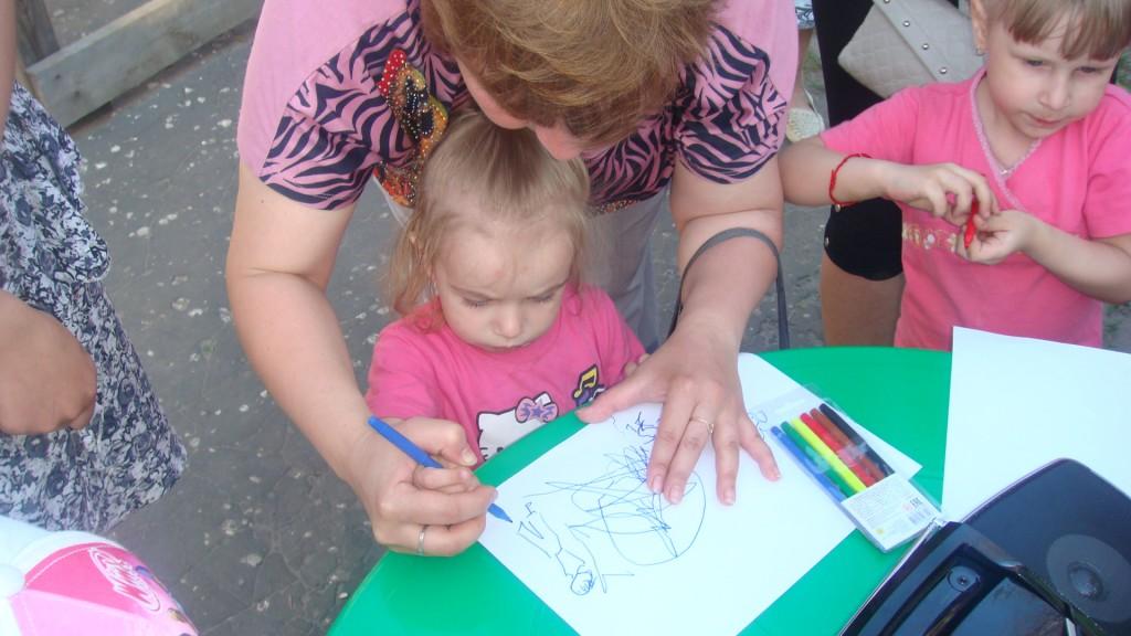 День защиты детей на Вербовском 04