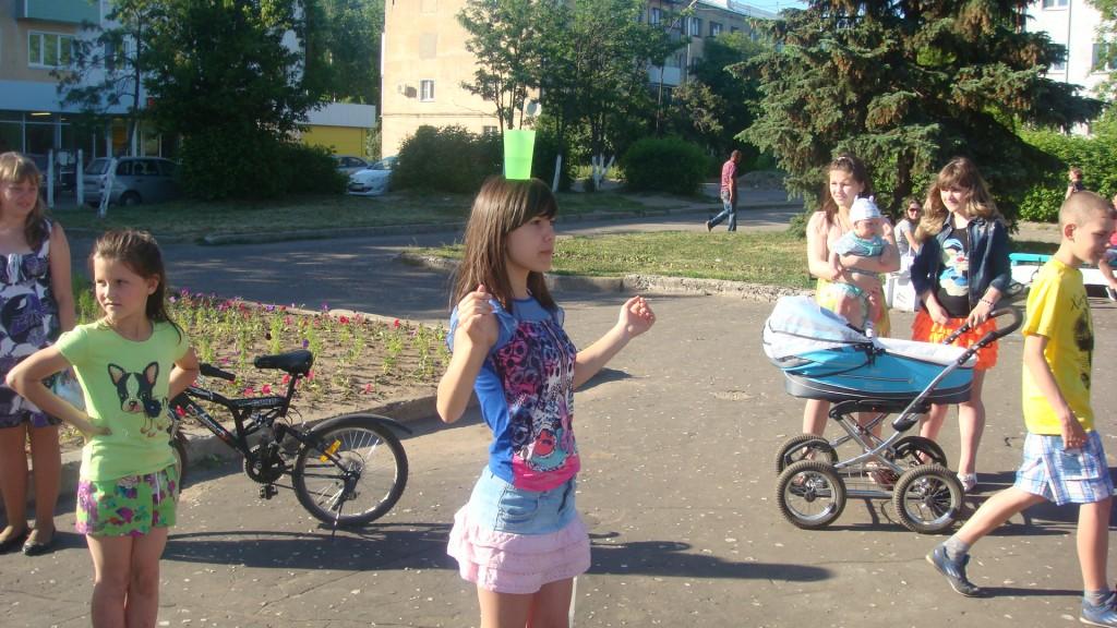 День защиты детей на Вербовском 05
