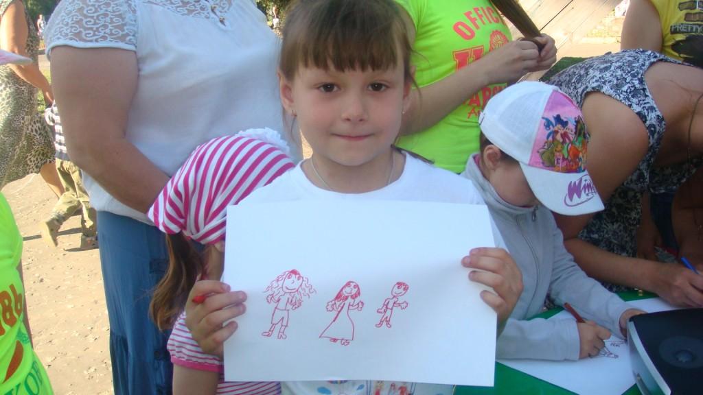 День защиты детей на Вербовском 06