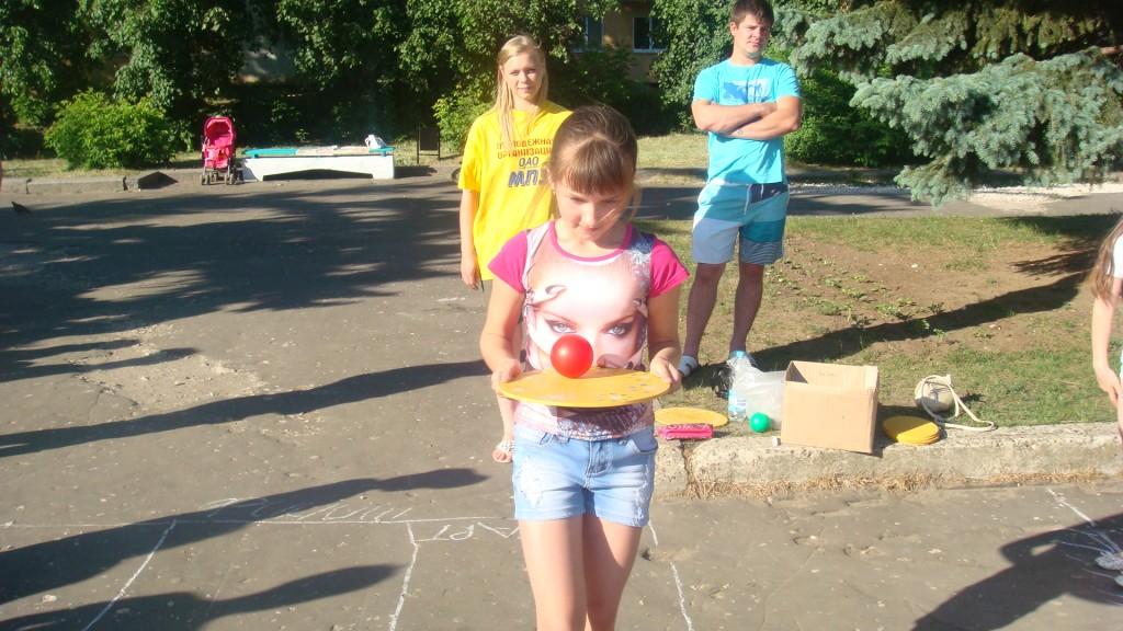 День защиты детей на Вербовском 09