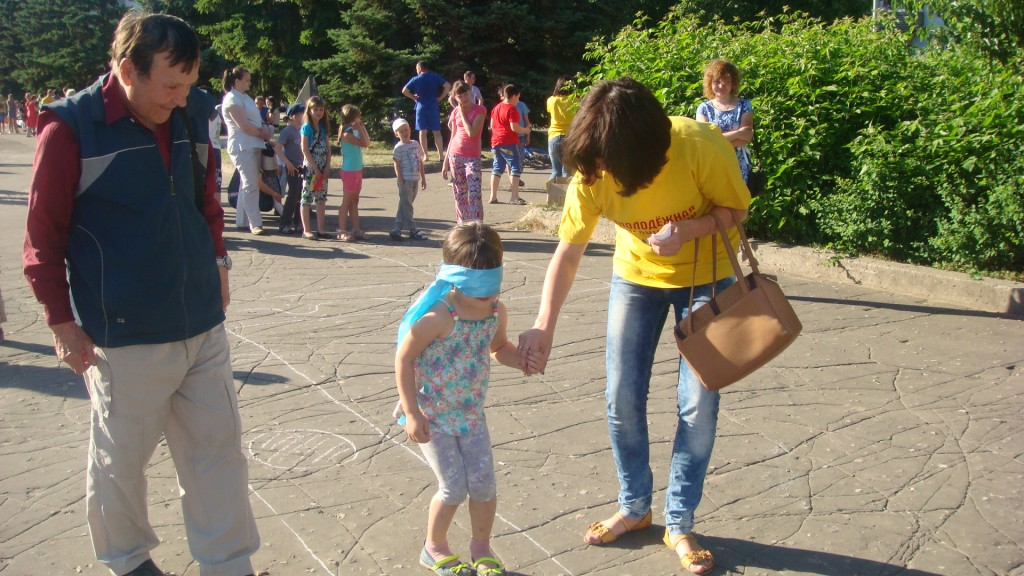 День защиты детей на Вербовском 10