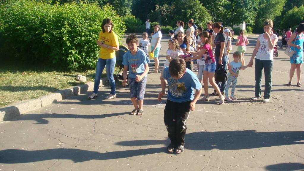 День защиты детей на Вербовском 11