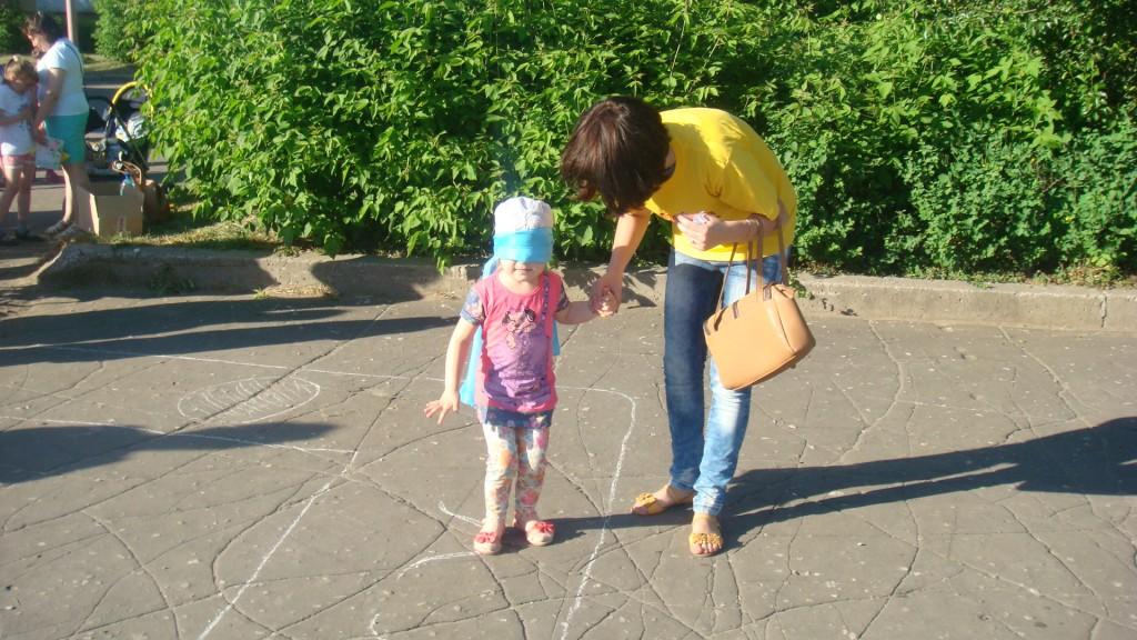 День защиты детей на Вербовском 25