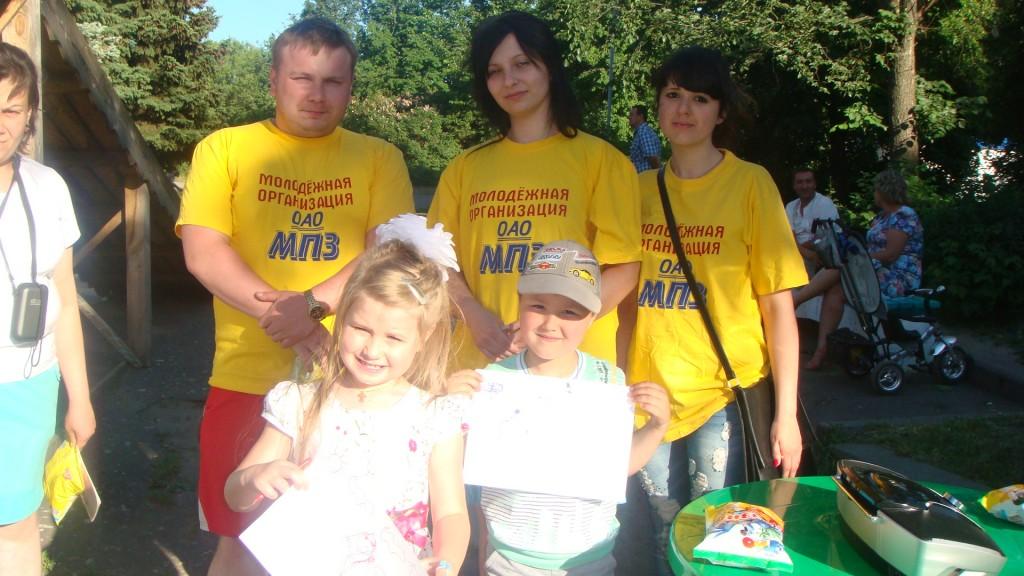 День защиты детей на Вербовском 27