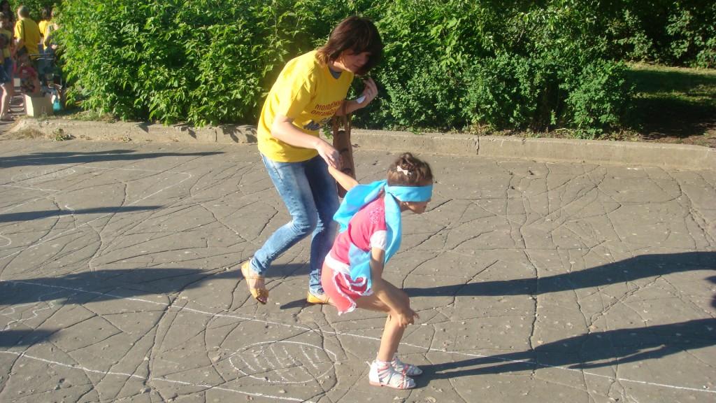 День защиты детей на Вербовском 28