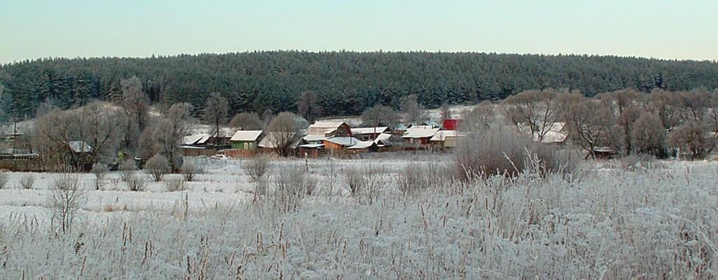 Деревня Медынцево Ковровского района 01