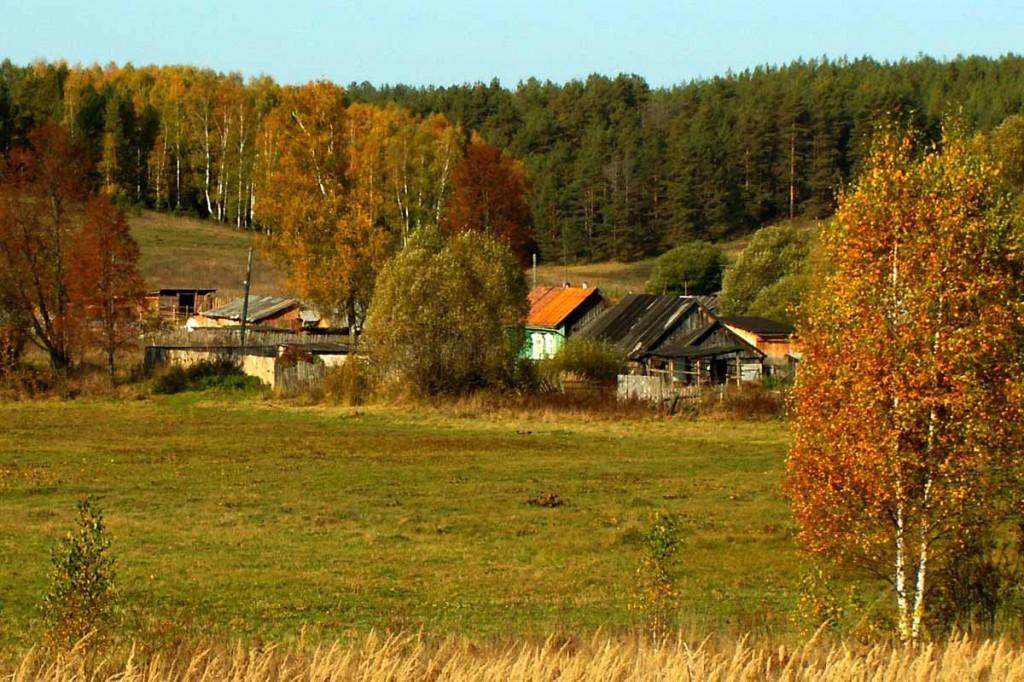 Деревня Медынцево Ковровского района 07