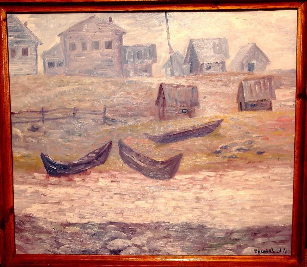 Картины художника Шумова 07
