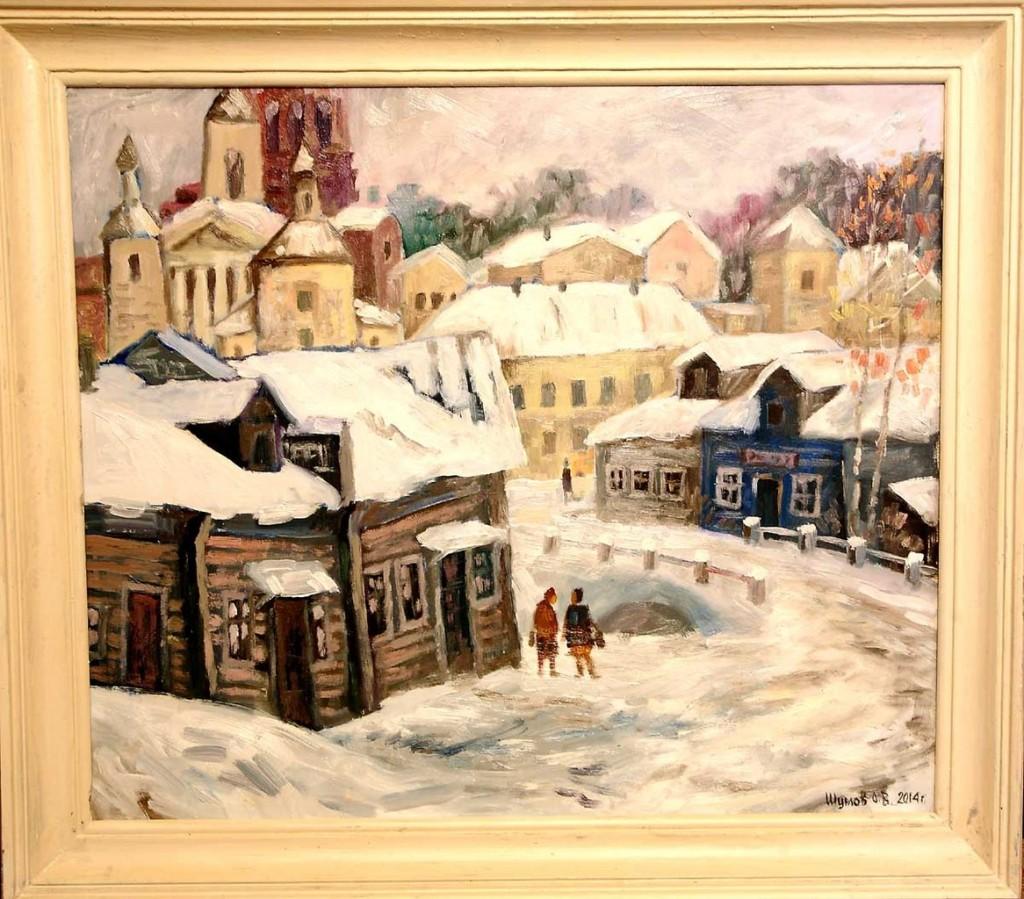 Картины художника Шумова 08