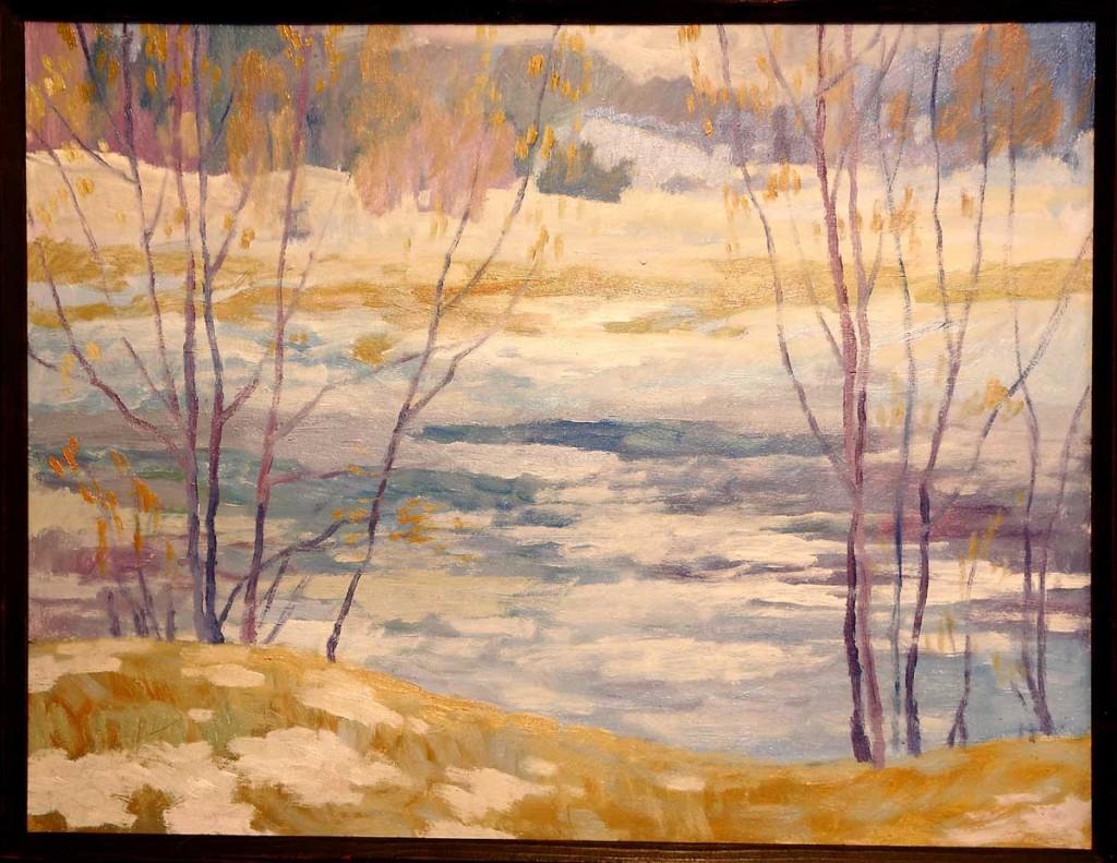 Картины художника Шумова 09