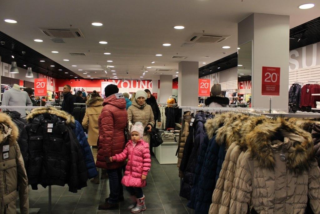 Магазины одежды в Зефире (Муром)