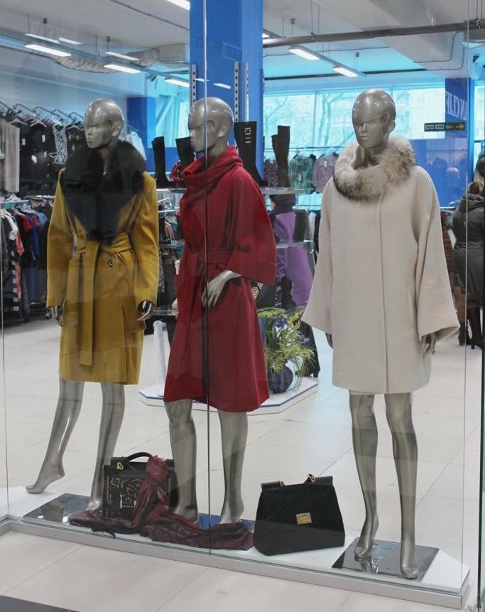Магазин одежды в Зефире (Муром)