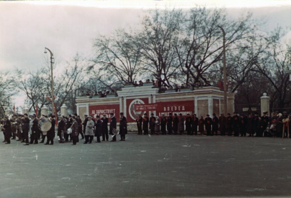 Мой Ковров 60-е годы