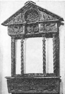 Наличник Светелки. 1883 г.