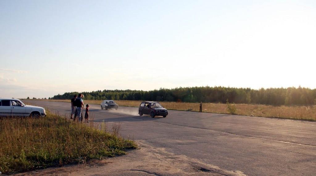 взлетная полоса бывшего аэродрома сельхозавиации 01
