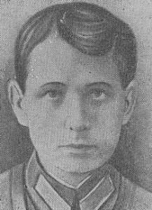 Алексей Агафонов (Разведчик, Вязниковский район)