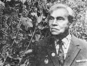 """В.Н.Нерытов - автор нового сорта винограда """"Илья Муромец"""""""