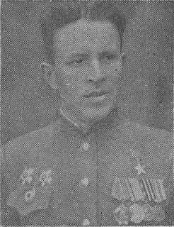 Герой Советского Союза Носов Иван Степанович
