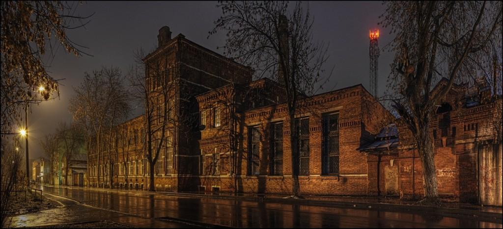 Здание Ликеро-водочного завода в Муроме