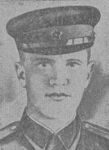 Кадровый воин Алексей Петрович Генералов