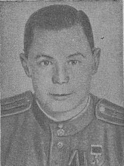 Краснов Николай Фёдорович (Герой Советского Союза)