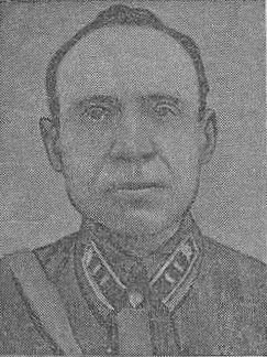 Михаил Семёнович Борисов (Герой Советского Союза)