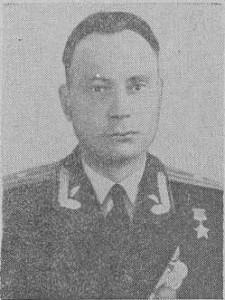 Петр Иванович Галин (Герой Советского Союза, Струнино)