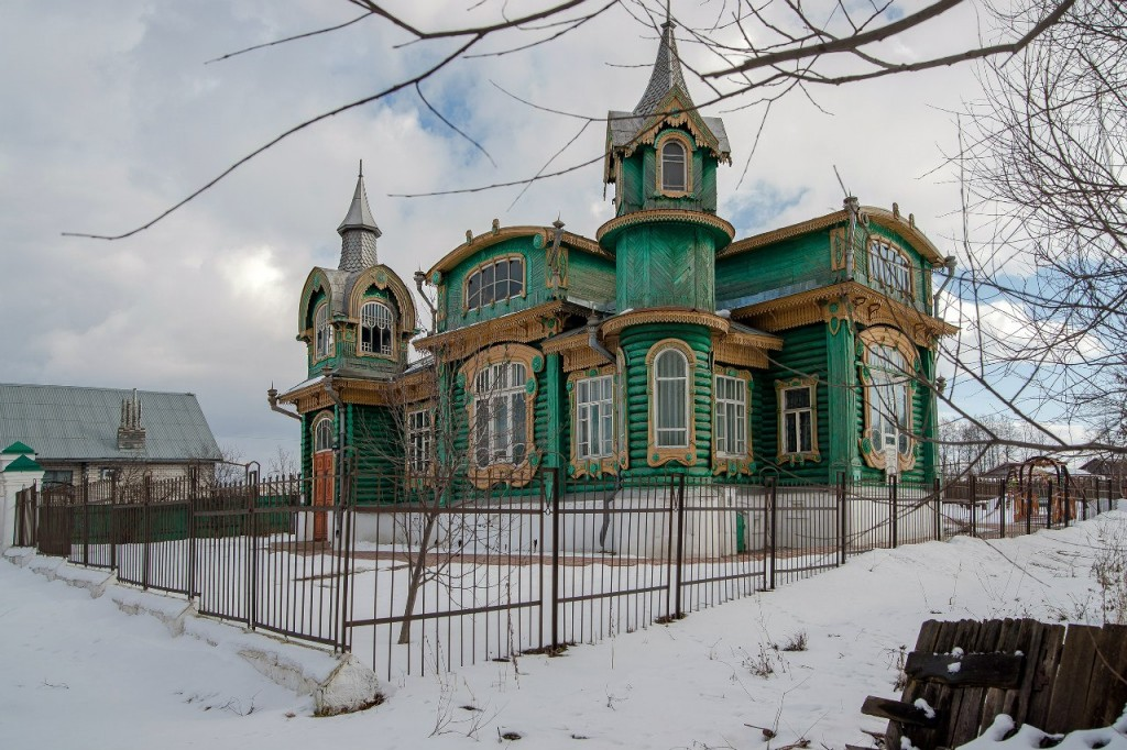 Архитектура Гороховца 04