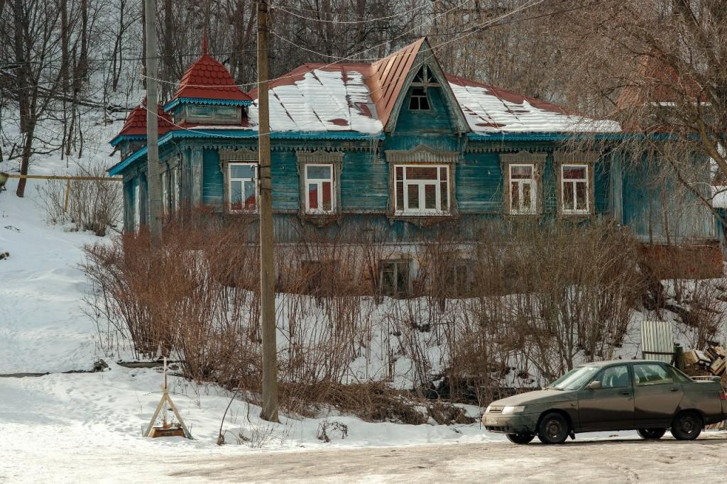 Архитектура Гороховца 07