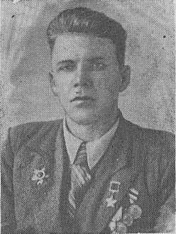 Владимир Андреевич Тихомиров (Меленковский район)