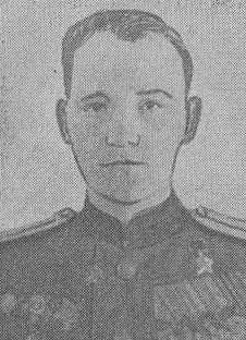 Докучалов Павел Семёнович (Герой СССР, Александровский район)