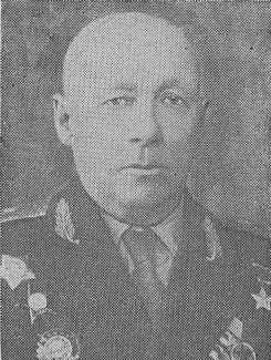 Василий Александрович Мишулин (Герой Советского Союза)
