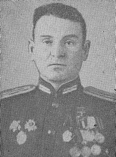 Михаил Васильевич Щеников (Суздальский район)