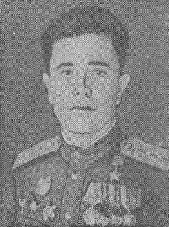 Николай Алексеевич Куликов (Герой, Юрьев-Польский район)