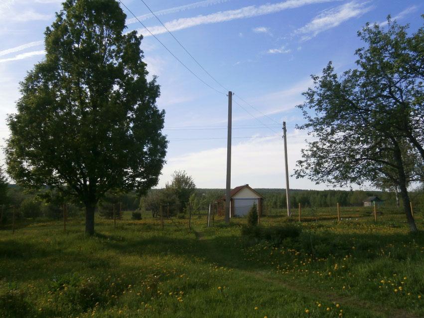 Деревня Тихоново (Судогодский район)