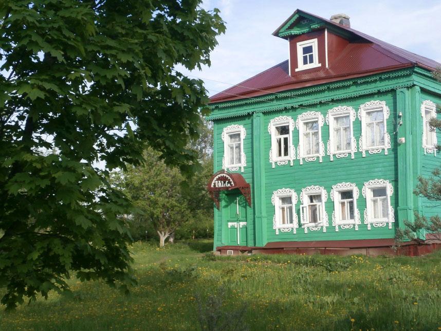 Дом в деревне Тихоново (Судогодский район)