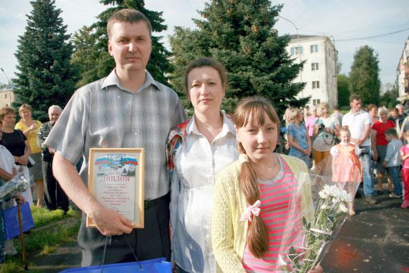 День семьи, любви и верности на Вербовском 02